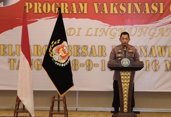 Kapolri Jenderal Listyo Sigit Prabowo mencabut Surat Telegram terkait pelarangan Media menayangkan kekerasan polisi usai mendapat kecaman dari Aliansi Jurnalis Independen (AJI). (f.Istimewa)