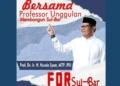 Rektor UNM, Prof Husain Syam. (f. istimewa)