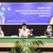 Plt Bupati Boalemo Anas Jusuf membuka audit KIPI dilaksanakan Dinas Kesehatan.(F.HMS)