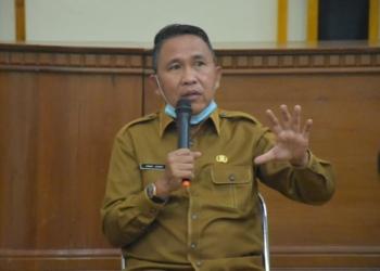 Plt Bupati Boalemo Ir. H. Anas Jusuf MSi