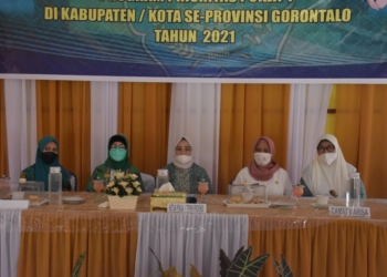 Sosialisasi program masing-masing Kelompok Kerja (Pokja).(f.hms)