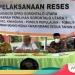 Anggota DPRD Gorut, Ridwan R. Arbie saat melaksakan Reses. (f. istimewa/nn)