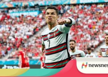 Kapten Portugal, Cristiano Ronaldo. (f. istimewa/nn)