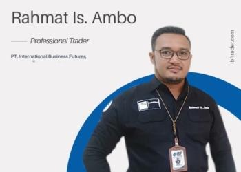 Kepala Gallery PT IBF Wilayah Gorontalo, Rahmat Is. Ambo