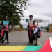 2 ekspeditor Muslim Youth Journey, Andy Harvin Thalib (26) dan Chairul Ma'atini (27)