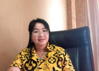 Anggota DPRD Gorut Wisye Pangemanan-(f.istimewa)