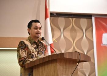 Wakil Wali Kota Gorontalo Ryan Kono-(f.istimewa)