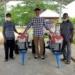 Penyerahan bantuan Alsintan untuk petani Sumalata - Biau.