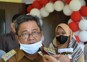 Bupati Gorut Indra Yasin