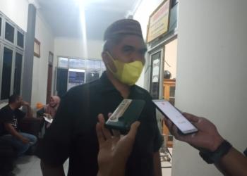 Wakil Ketua DPRD Gorut Hamzah Sidik