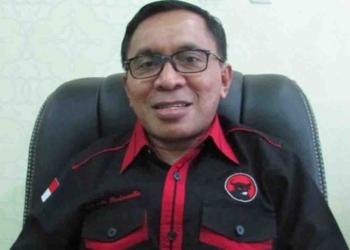 Sekertaris DPD PDIP Provinsi Gorontalo La Ode Haimudin-(f.istimewa)