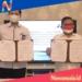 Wali Kota Gorontalo, Marten Taha saat MoU dengan pihak BPOM untuk meningkatkan pengawasan. (istimewa/nn)