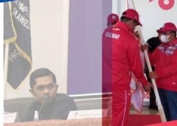 Kader Muda Nasdem Sulbar, Januar minta Kadispora Sulbar Mundur usai menuai hasil buruk di PON Papua. (istimewa/nn)