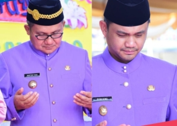 Pemkot Gorontalo tengah berduka atas wafatnya mantan Wakil Wali Kota Gorontalo, A.R Koniyo, Jumat (15/10/2021) sore. (istimewa/nn)