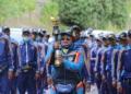Kirap obor Api PON XX Papua 2021.(f.istimewa)