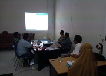 Pansus 1 DPRD Gorut mulai membahas dua buah Ranperda usul inisiatif eksekutif.