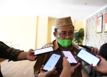 Bupati Gorontalo Utara (Gorut) Indra Yasin